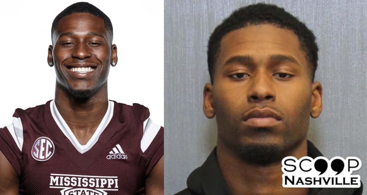 Mississippi State's JaVonta Payton booked on reckless driving charge in Nashville