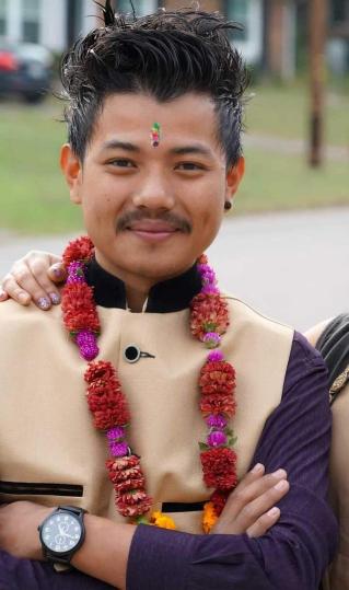 Rahit Sunuwar (IG: lovelyrohit_forever)