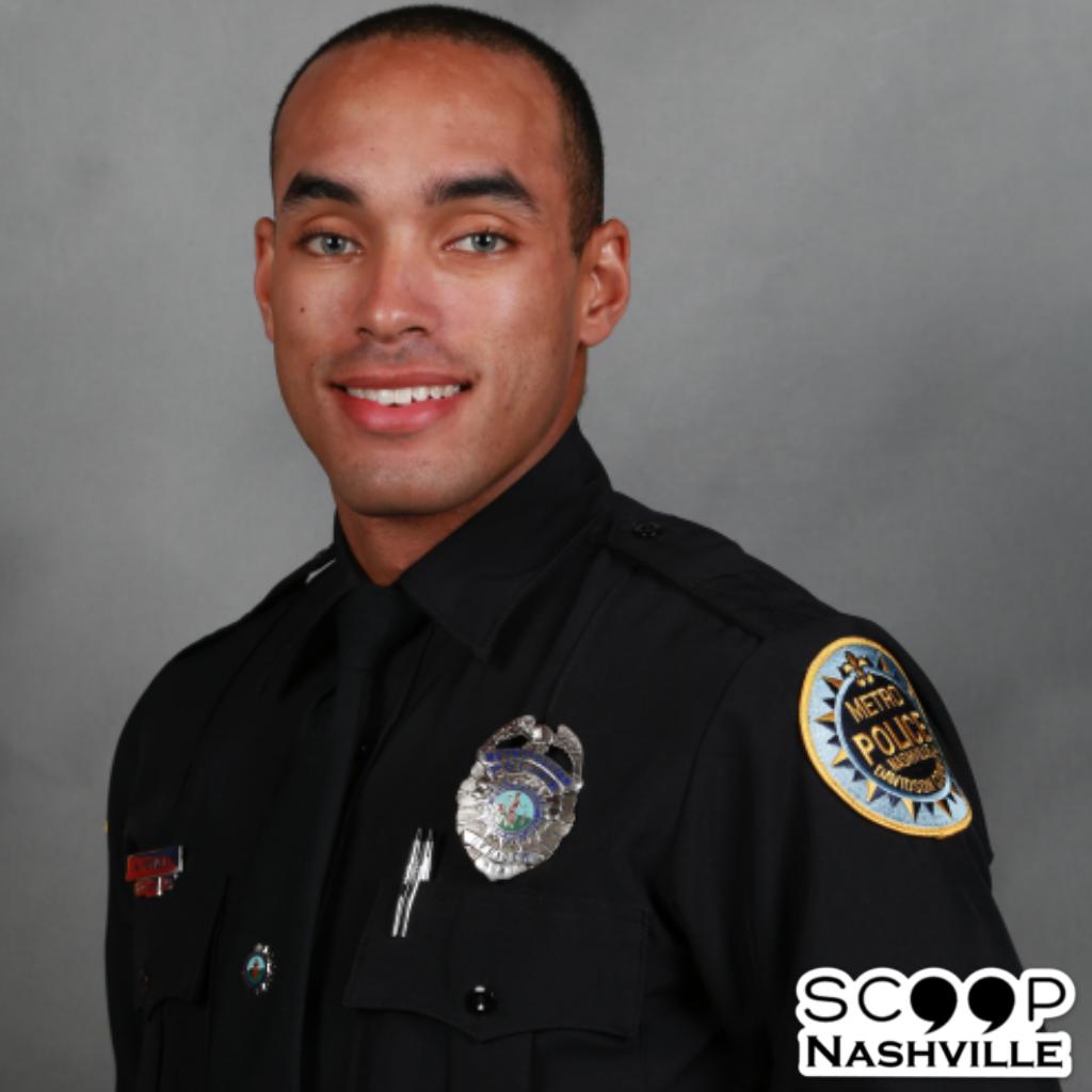 MNPD Officer Nicholas Pernell