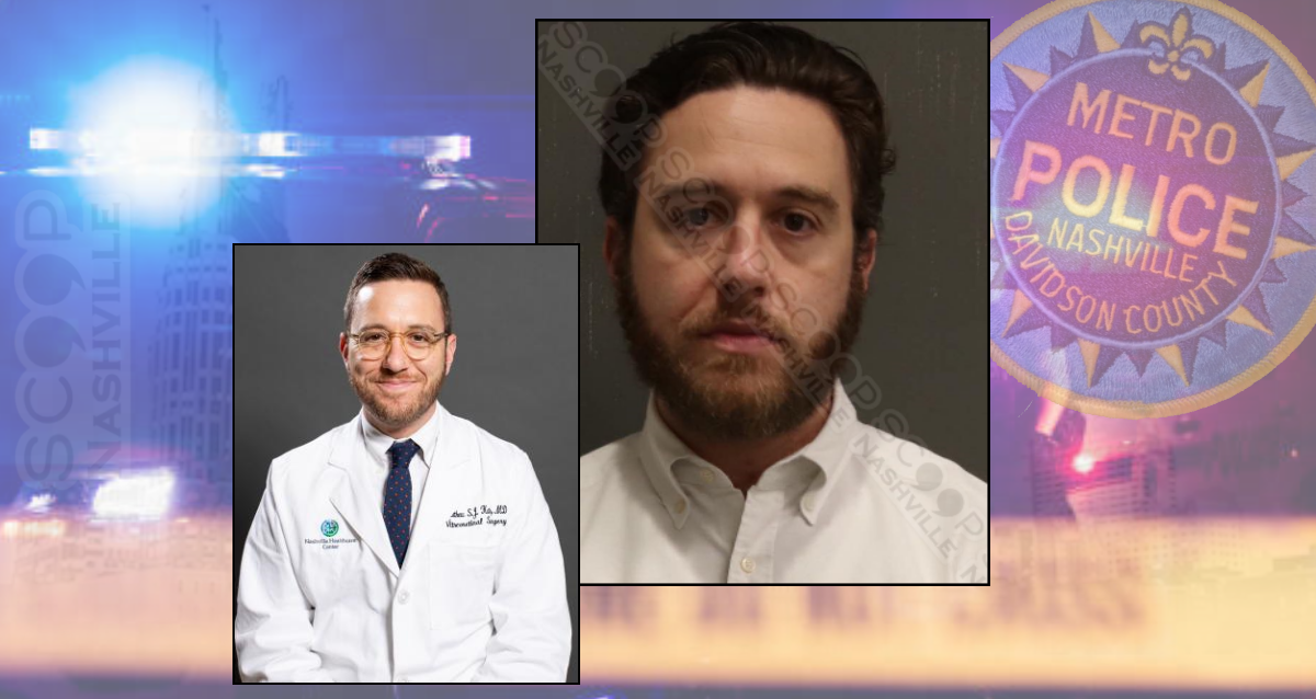 Nashville General's Dr. Samuel Katz indicted: obtaining oxycodone by fraud, using another MD's identity